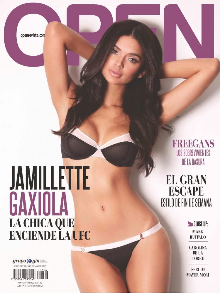 Jamillette Gaxiola - Open Mexico, March 2015