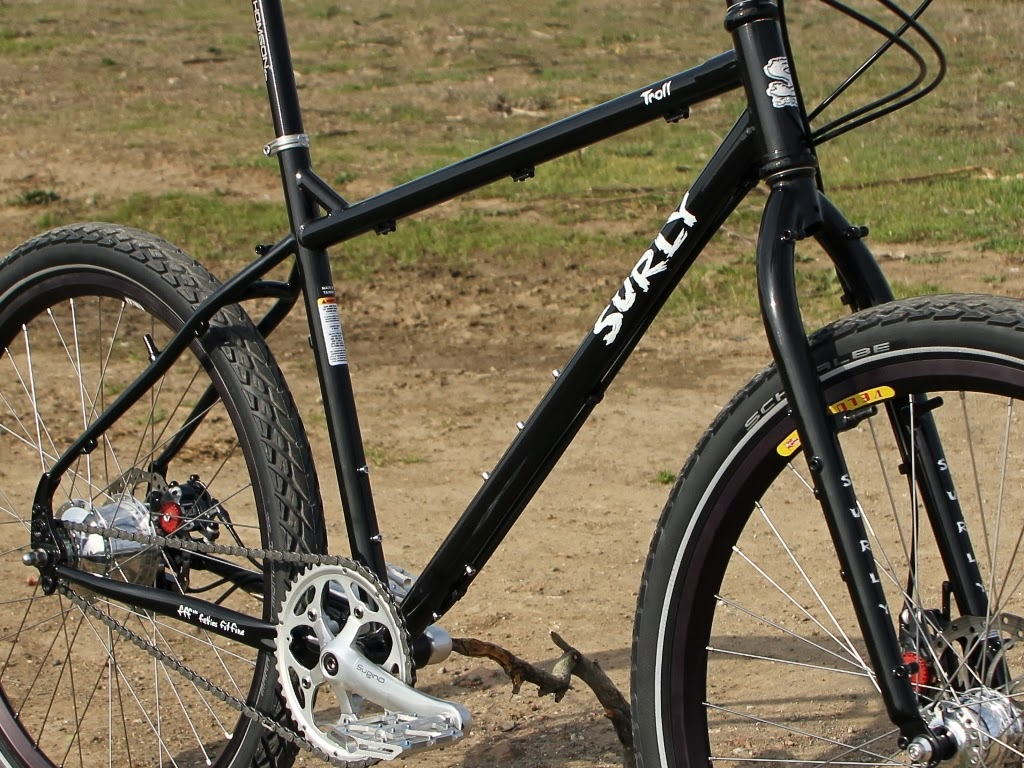 Why Tour With Surly Bike