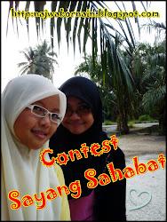 contest sayang sahabat