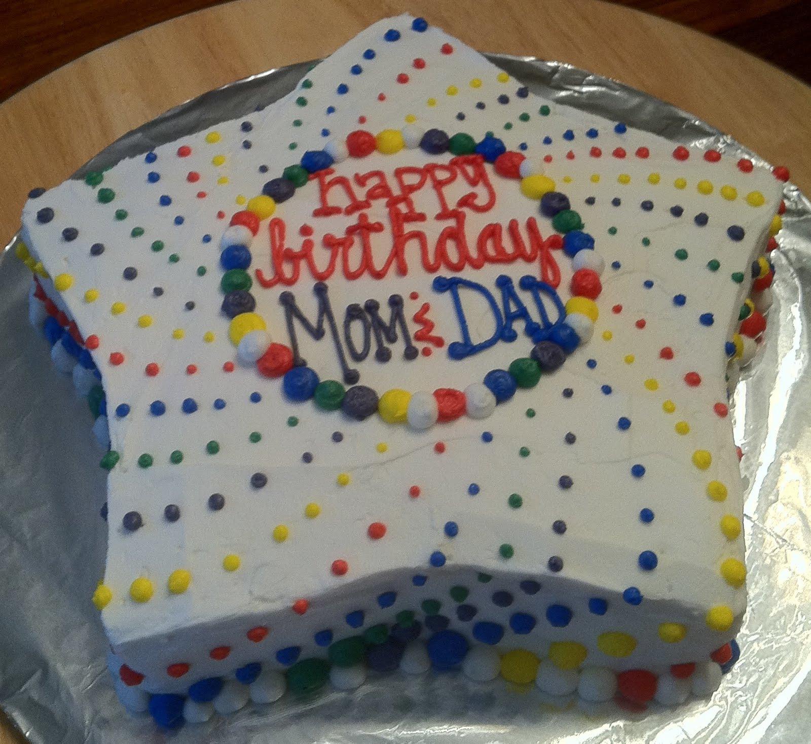 Happy Anniversary Mummy Papa Cake Images