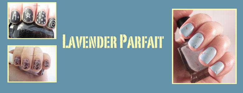 Lavender Parfait