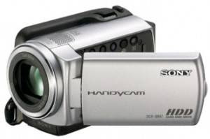 Filmadora-HDD