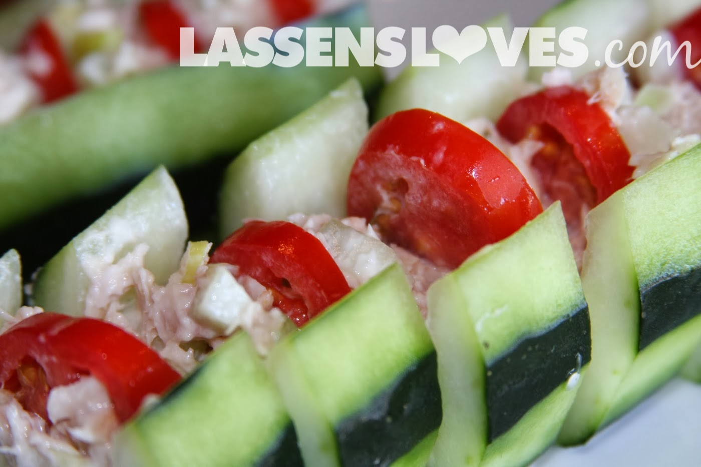 lassensloves.com, Lassen's, Lassens, cucumber+tuna