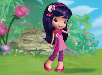 #11 Strawberry Shortcake Wallpaper