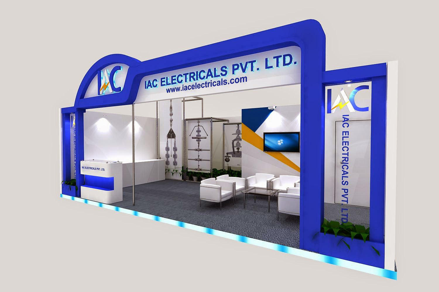 Exhibition Stall Names : Stall designer international exhibition for bathroom