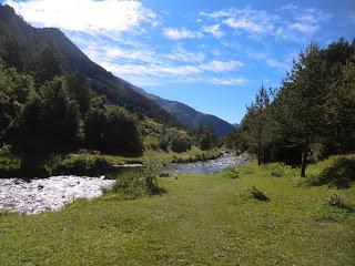 Rio Aguas Limpias Balaitus
