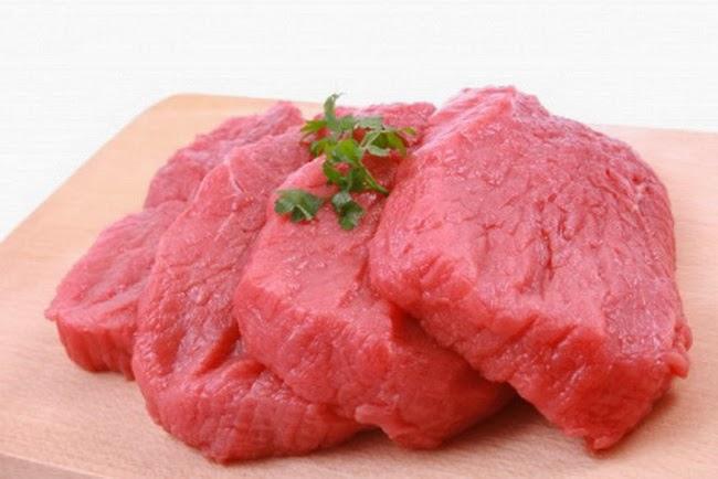 daging segar