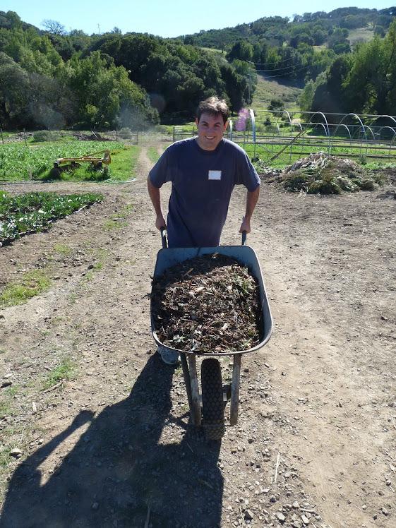 Doing Wheelies at the Farm