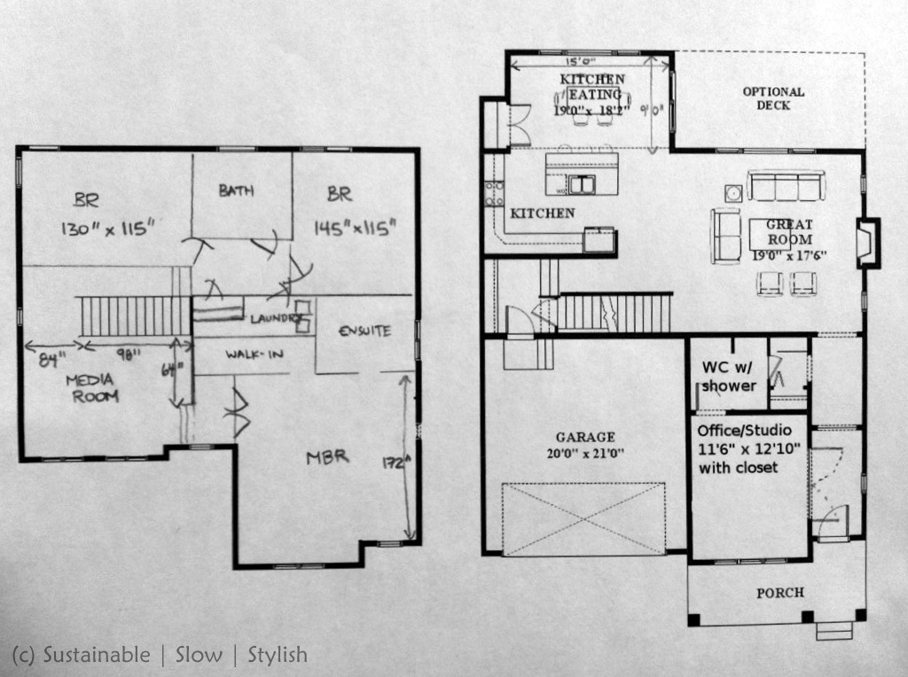 BUAT TESTING DOANG: Traditional Japanese Home Floor Plan