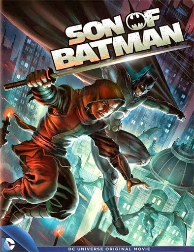 Son of Batman (El hijo de Batman) (2014)