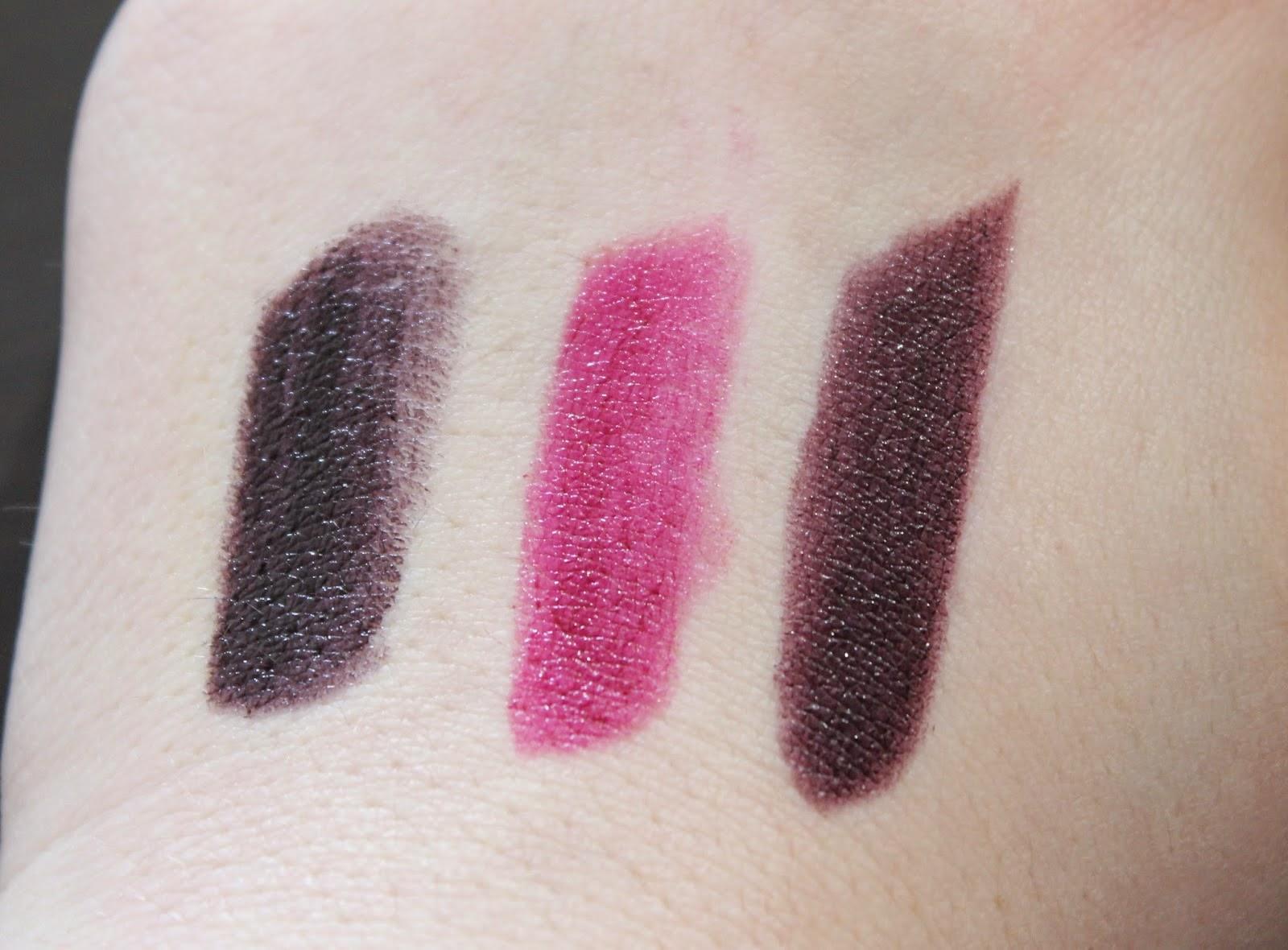 makeup revolution swatck vamp lipstick