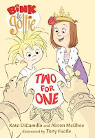 bookcover of TWO FOR ONE (Bink & Gollie #2) by Kate DiCamillo and Alison McGhee