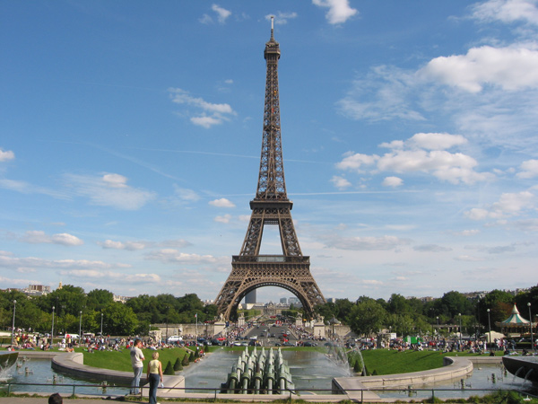 Hotel Tour Eiffel Parigi