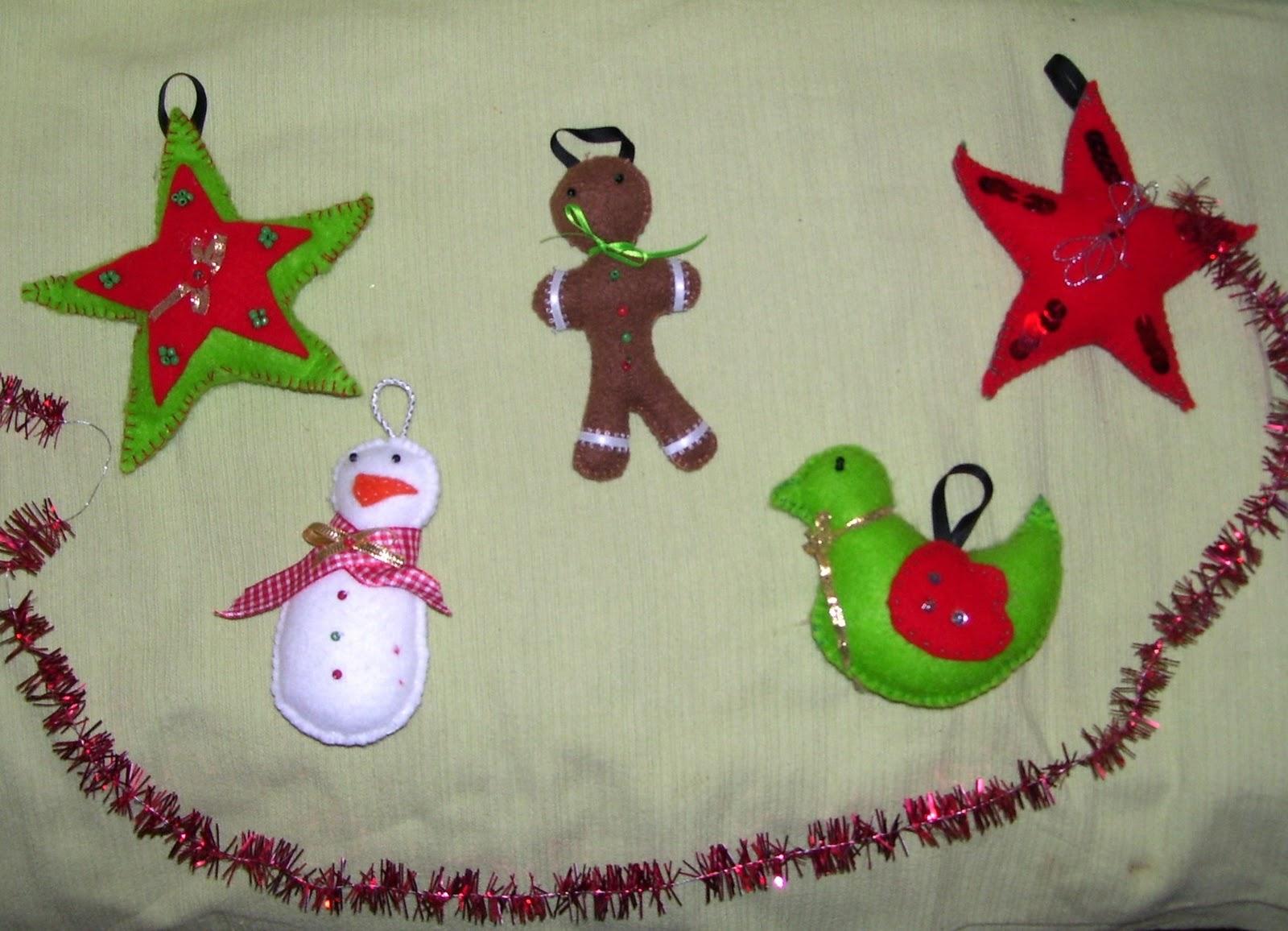 para esta ltima navidad mi creatividad floreci bastante por lo que decid crear algn que otro adorno navideo para adornar mi rbol