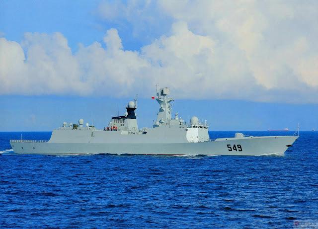 Type 054A class FFG
