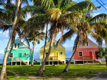 Casas en la playa