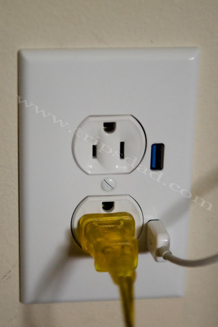 Terrific Tech Review Usb Wall Outlets Tripsdad Com Wiring Digital Resources Indicompassionincorg