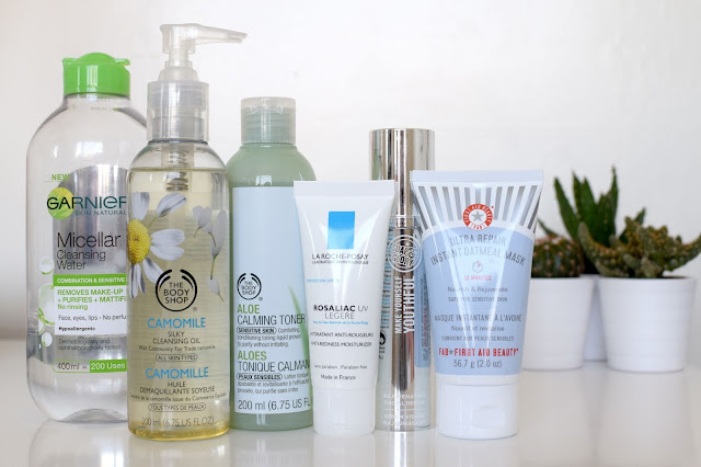 Current Skincare Routine | June 2015
