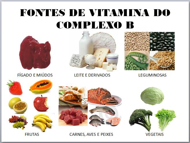 Sa de nutri o alimenta o na terceira idade - Alimentos vitaminas b ...