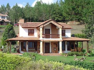 Estilos de casas on pinterest spanish style spanish - Estilos de casas ...