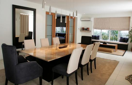 Sillas de comedores modernos finest silla comedor moderna for Comedores minimalistas