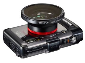 Report Olympus TG1iHS  dpreview camera