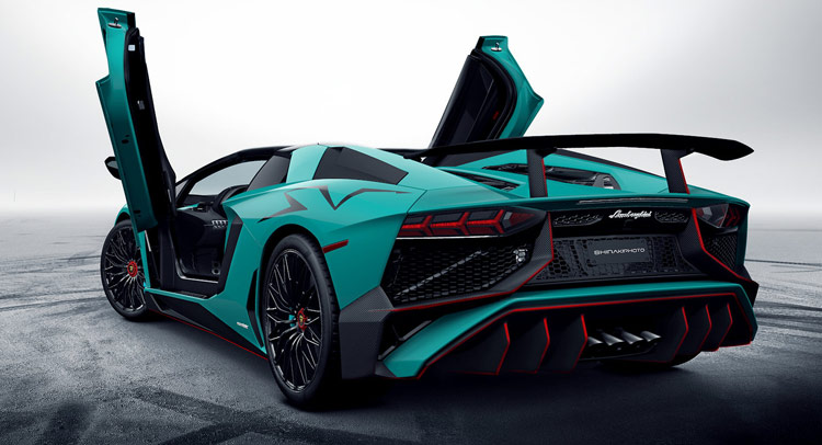2018 lamborghini aventador sv roadster. interesting lamborghini throughout 2018 lamborghini aventador sv roadster 2