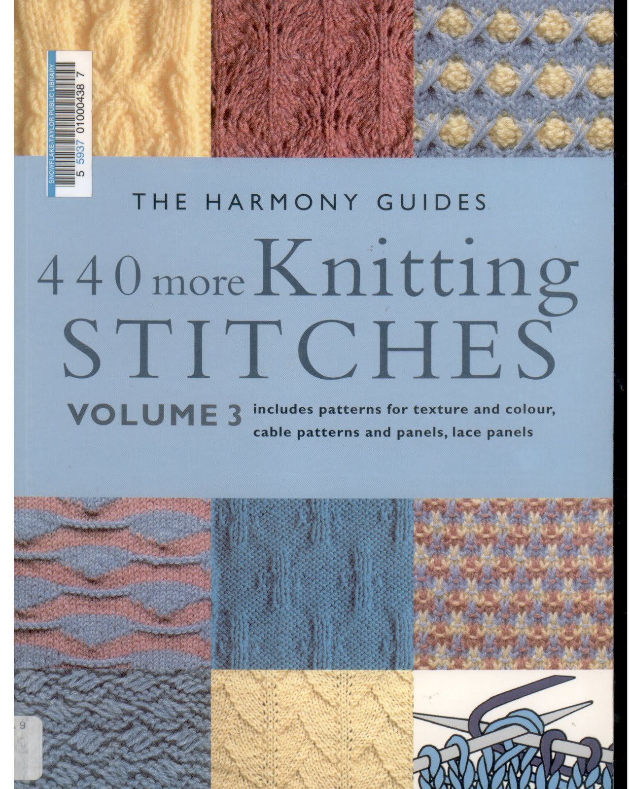 Knitting Patterns Free: Knitting instructions For Beginners - Knitting ...