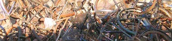 Komunitas Penggemar Sepeda Tua Indonesia