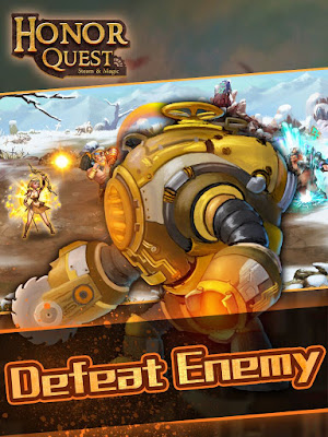 honor quest defeat enemy
