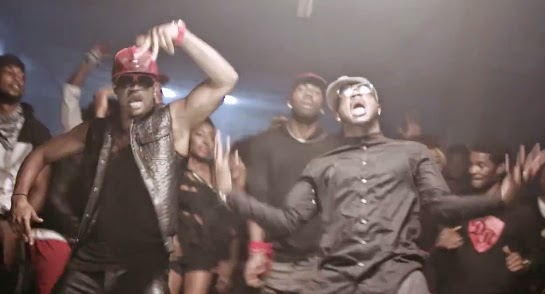psquare shekini video