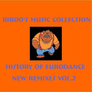 VA - Bir00's Music Collection - History Of Eurodance - New Remixes Vol.2 (2012)