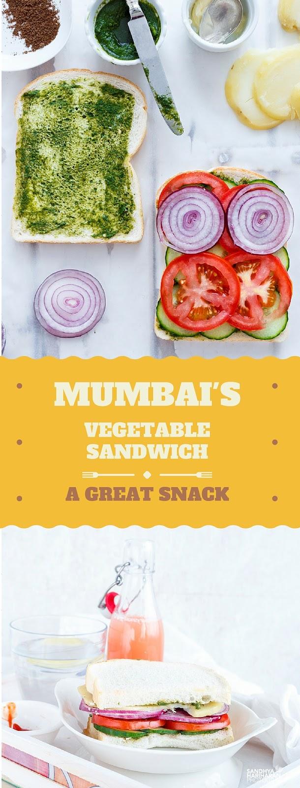Product Review :Hovis Good Inside Loaves &  Recipe of Mumbai's Vegetable Sandwich #hovis #sandwich #mumbai
