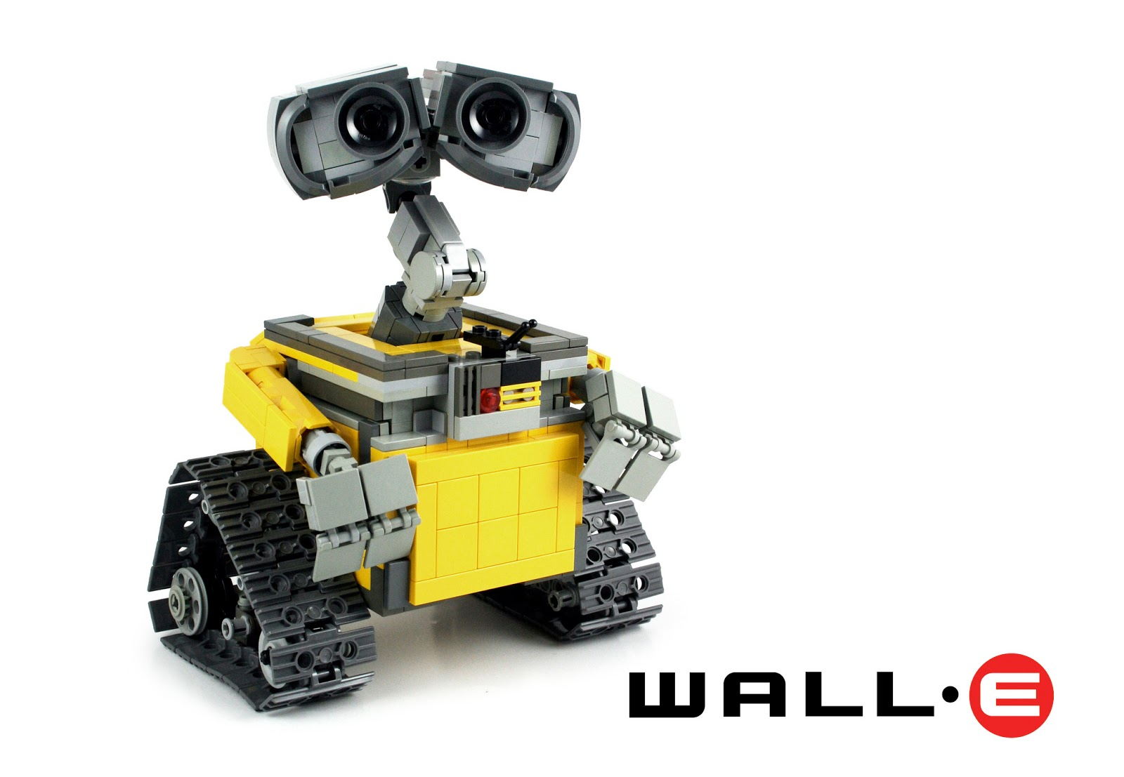 the brickverse wall e gets to lego ideas review. Black Bedroom Furniture Sets. Home Design Ideas