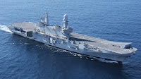 Aircraft Carrier Cavour (550)