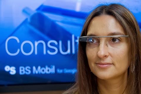 Banco Sabadell et Google Glass