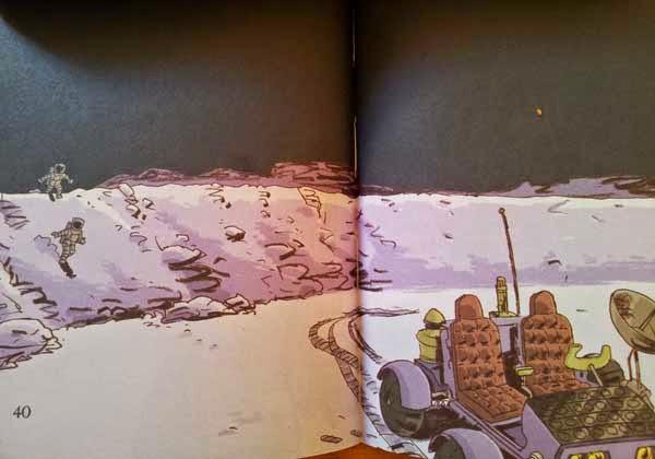 Medianoche en la luna (Mary Pope Osborne)