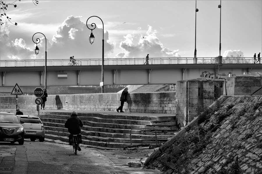 Arles entre ciel et terre - Pont de Trinquetaille