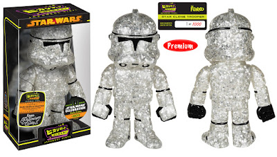 "Funko-Store Exclusive Star Wars ""Star"" Clone Trooper Hikari Sofubi Vinyl Figure"
