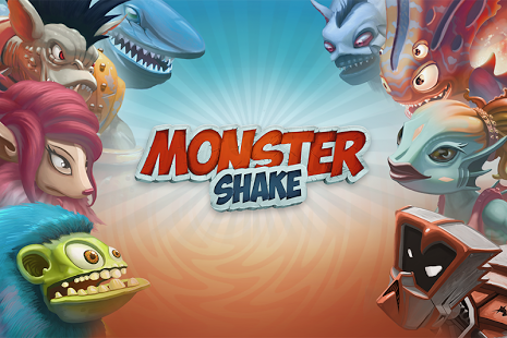 Monster Shake v1.1 [Full] APK+DATA