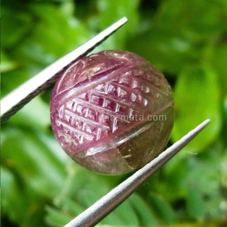 Batu Permata Water Melon Turmaline - SP491