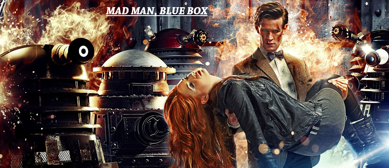Mad Man, Blue Box
