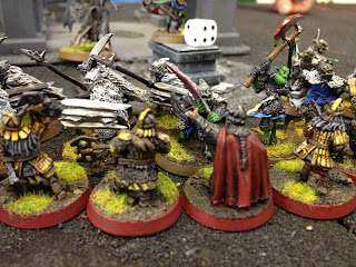 Hobbit SBG - Durin and his Khazad Guard