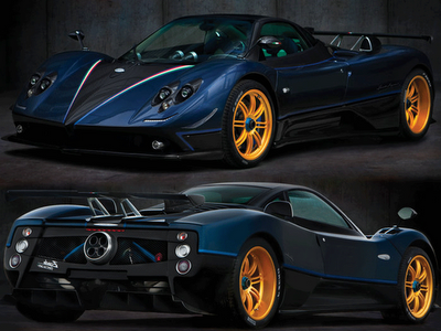 2011 pagani zonda tricolor - photo #20