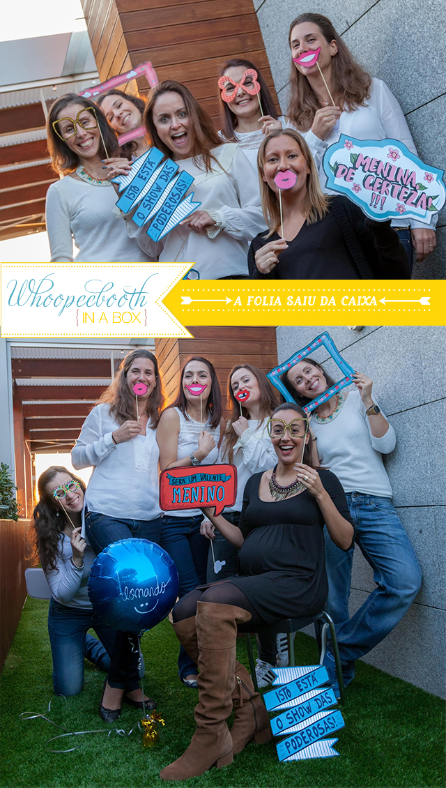 Whoopeebooth Baby Shower
