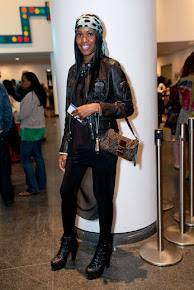 April 2012 Essence Magazine Street Style Brooklyn Museum