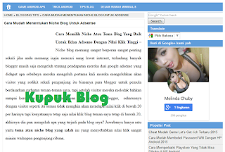 Script Anti Adblock Sebagai Penangkal Ads Ons Adblock di Browser