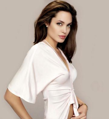 Hot Sexy Beautiful Hollywood Actress Angelina