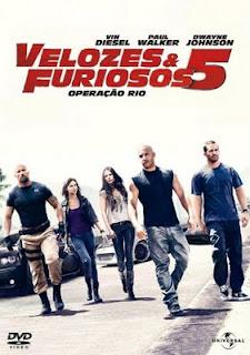 Velozes e Furiosos 5: Operação Rio Dublado 2011