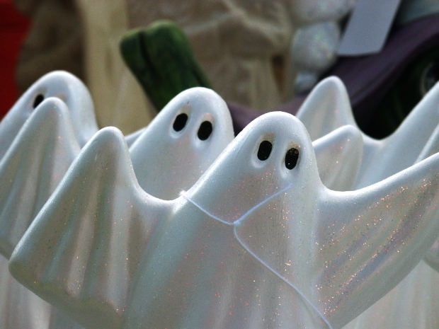 Best Ghosts Ever?